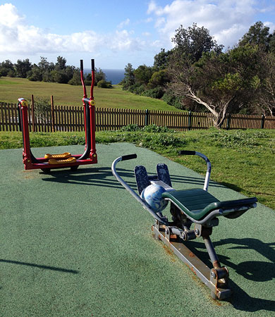 Christison Park Movable Equipment