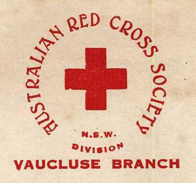 Vaucluse red cross logo