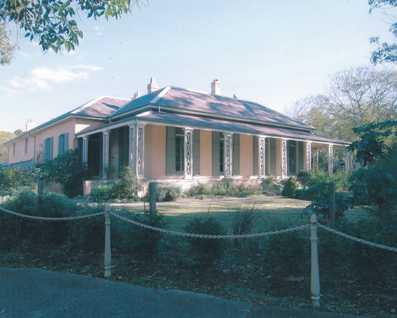 Rose Bay Lodge after restoration