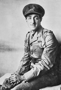 Leonard Keysor VC