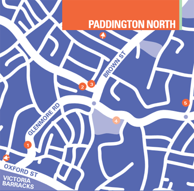 Art Walk - Paddington South
