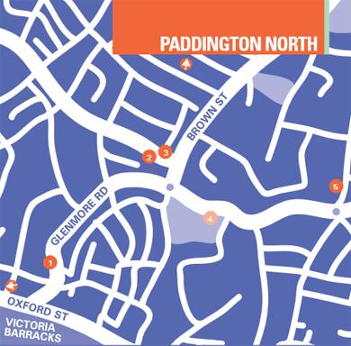 Art Walk - Paddington South