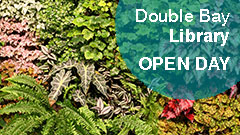 Double Bay Library Open Day