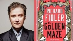 Online Author Talk: 'The Golden Maze' with Richard Fidler