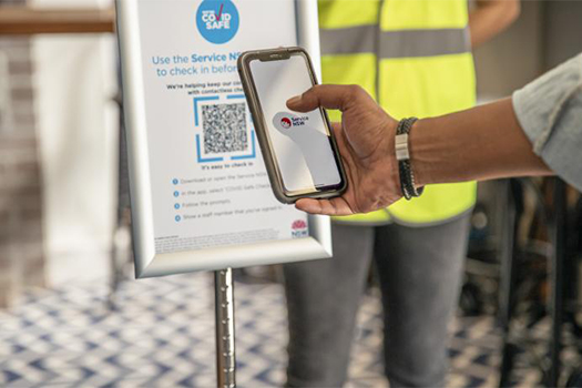 New COVID-19 digital check-in rules for hospitality venues and other businesses