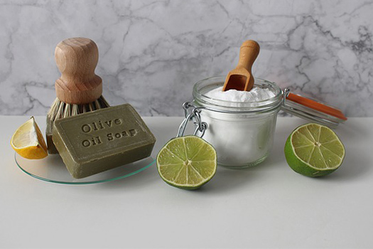 Plastic free kitchen products