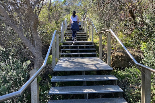 6 of the best local stair runs (or walks)