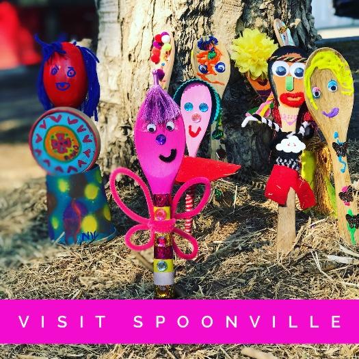 Paddo Lockdown Art - Spoonville
