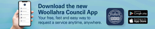 Woollahra Council app
