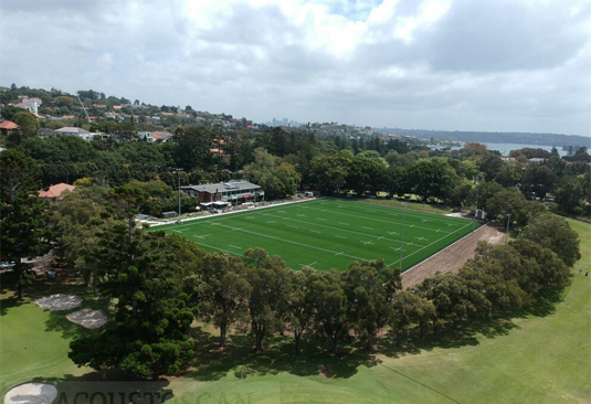 Andrew Petrie Oval (Woollahra Oval 1)