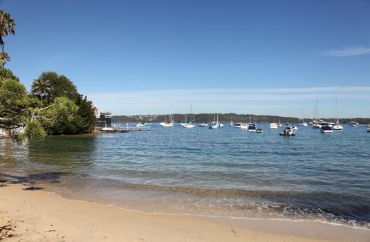 Gibsons Beach Reserve