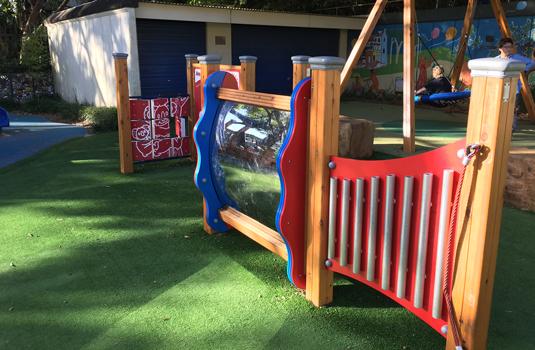 Holdsworth Street Playground