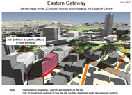 3D model of Eastern-Gateway