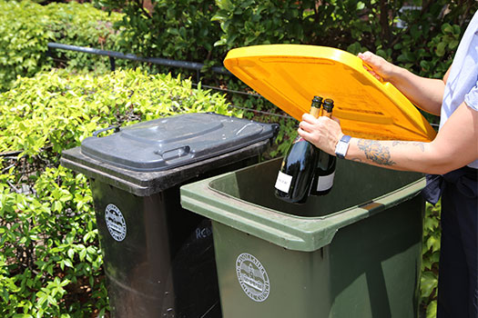 How to recycle right these holidays