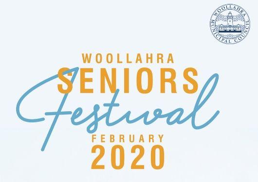 Seniors Festival Banner