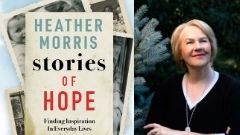 Online Author Talk: 'Stories of Hope' with Heather Morris