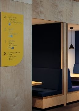 Study Booths on L3