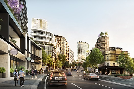 Have your say on the future of development in the Edgecliff Commercial Centre
