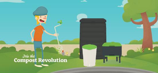 Join Compost Revolution