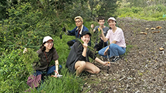 Bushcare - Paddington Nursery group
