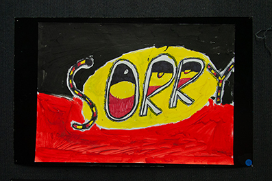'Sorry' by William Davidge