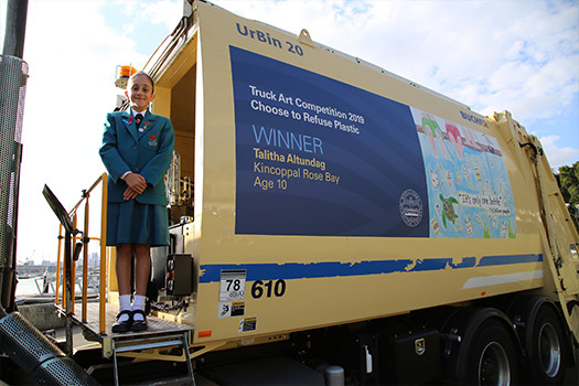 Truck Art winners highlight the importance of sustainability