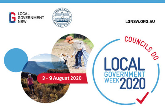 Local Government Week (3-9 August)