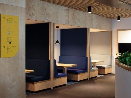 Study Booths L3