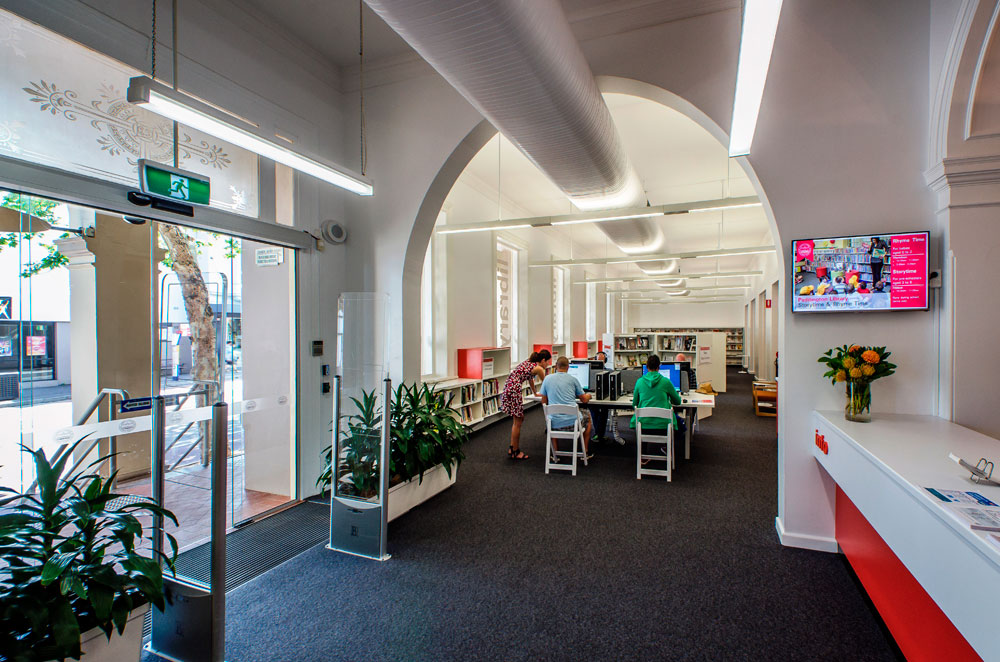 Unsw Art And Design Library