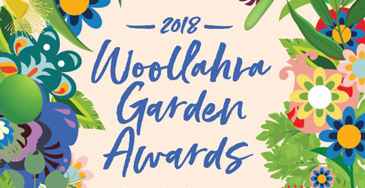 2018 Woollahra Garden Awards