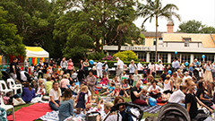 Queen Street and West Woollahra Association Annual Community Carols