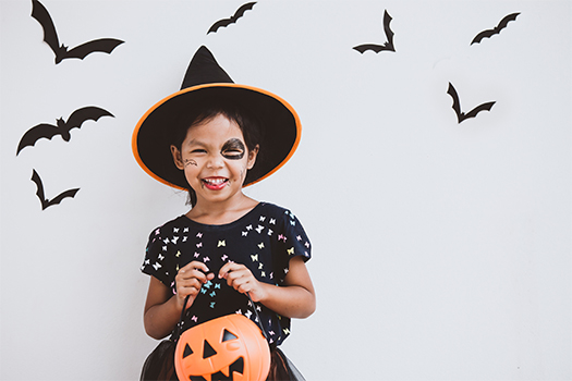 Plan ahead for a safe and spooky Halloween -  Saturday 31 October