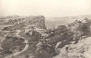 Postcard of the Gap, Watsons Bay