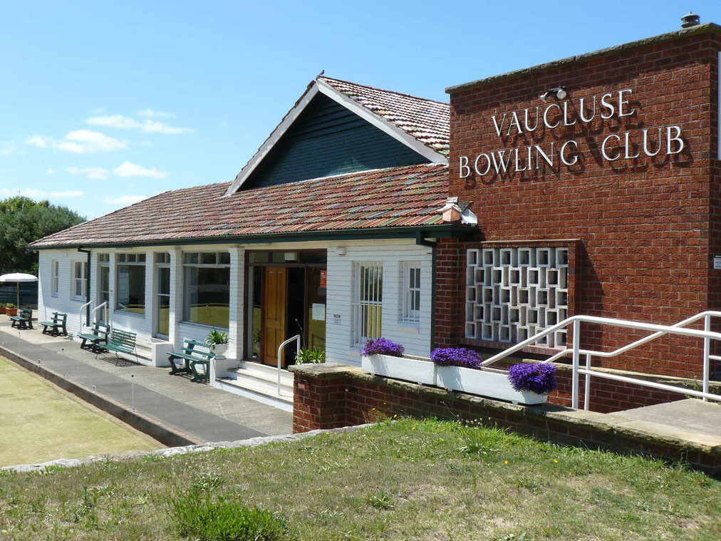 Vaucluse Bowling Club Woollahra Municipal Council