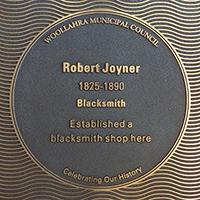Robert Joyner 1825 - 1890
