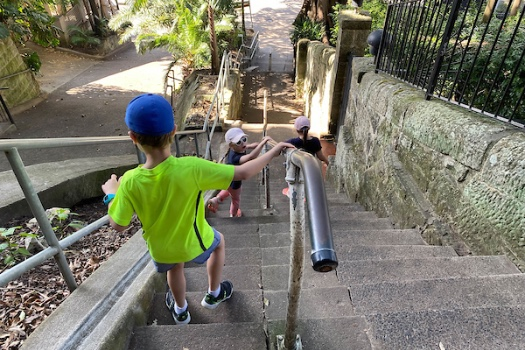Marathon Stairs Darling Point
