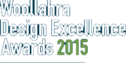Woollahra Design Excellence Awards 2015