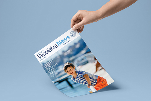 Summer printed newsletter - out now
