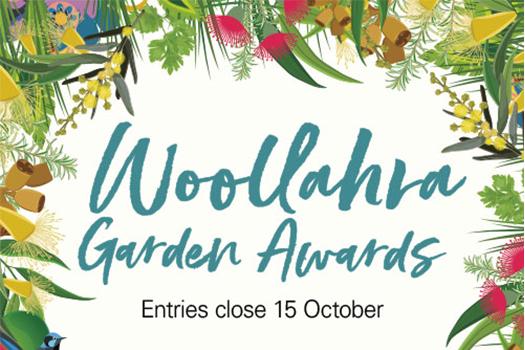 Woollahra Garden Awards entries open