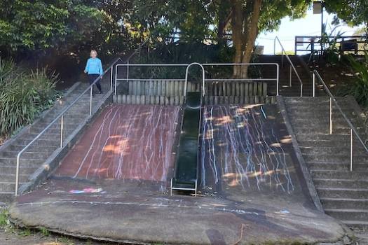 Thornton Reserve Stairs