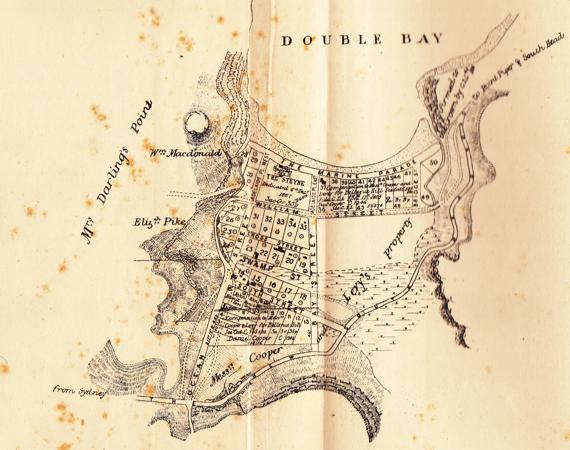 Map DB village