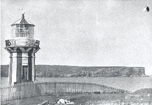 The Hornby Light. Date unknown.