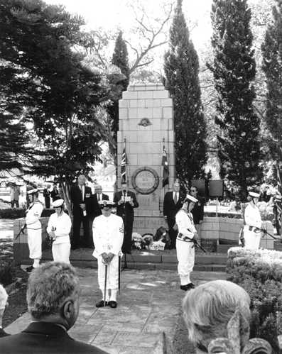 Rose Bay Anzac Day