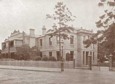 Woollahra Council Ocean St chambers