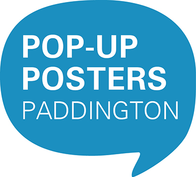 Pop Up Posters at Paddington Library