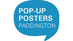 Pups - Pop Up Posters Paddington Library