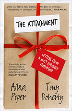 Attachment book cover