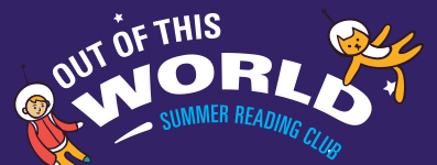 Summer Reading Club: Out of this world