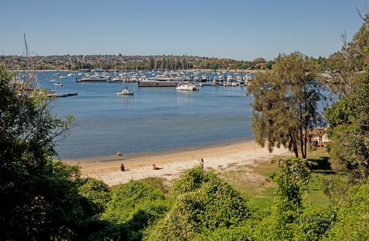 Rose Bay Park