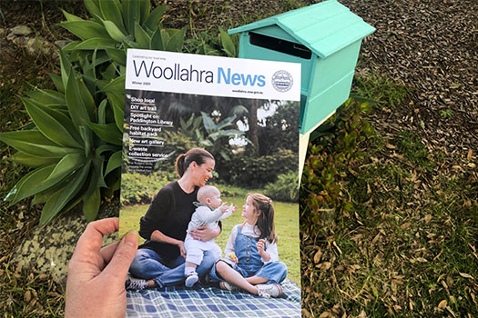 Did you receive a copy of our new printed newsletter?